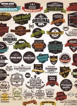 Etiquettes marques
